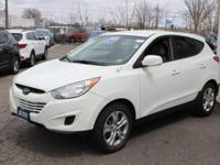 This outstanding example of a 2012 Hyundai Tucson GL is