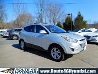Wow! A 2012 Hyundai Tucson All Wheel Drive for UNDER