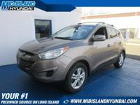This 2012 Hyundai Tucson GLS is Well Equipped with All