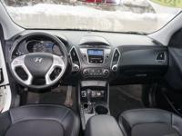 2012 Hyundai Tucson LIMITED  ** LEATHER ** HEATED SEATS