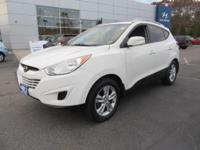 This  2012 Hyundai Tucson doesn't compromise function