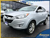 Consider this fully loaded Hyundai Tucson for your next