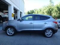 Our 2012 Tucson Limited is Hyundai's versatile and
