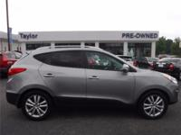 PREMIUM KEY FEATURES ON THIS 2012 Hyundai Tucson