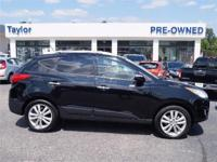 LOW MILES, This 2012 Hyundai Tucson Limited will sell