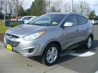 This 2012 Hyundai Tucson Limited PZEV is offered to you