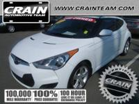 2012 HYUNDAI Veloster 3 DOOR COUPE Our Location is: