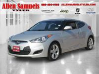 2012 Hyundai Veloster 3dr Car w/Gray Int Our Location
