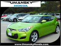 Light Green 2012 Hyundai Veloster FWD 6-Speed EcoShift