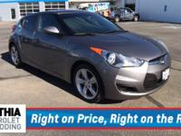 WAS $11,997. w/Black Int trim, TRIATHLON GRAY exterior