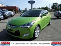 2012 Hyundai Veloster. Stock ID: P-2371A. Odometer: