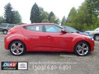 1-Owner Veloster with Style Package (Alloy Pedals,