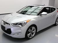 2012 Hyundai Veloster with Style Package,Tech