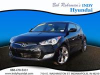 This 2012 Hyundai Veloster is a real winner with