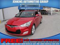 2012 Hyundai Veloster Coupe Our Location is: Jenkins