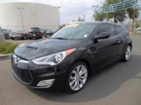 This 2012 Hyundai Veloster BASE might be the one you've