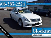 CLEAN vehicle history report. New Price! 3.7L V6 DOHC
