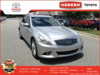 Here's a great deal on a 2012 INFINITI G37x! It'll