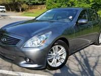 Check out this gently-used 2012 Infiniti G37 Sedan we