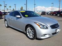 2012 Infiniti G37 Journey Coupe ** PREMIUM PACKAGE **