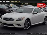 This 2012 INFINITI G37 Coupe 2dr 2dr Journey RWD