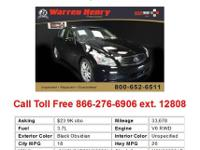 2012 Infiniti G37 Journey 4dr Rear-wheel Drive Sedan
