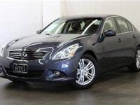 2012 Infiniti G37 Sedan 4dr Journey RWD Condition:Used