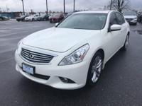 Ideal Buick Inc. is excited to offer this 2012 INFINITI