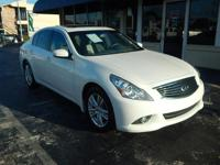 Options:  2012 Infiniti G37 Sedan Journey|***No Dealer