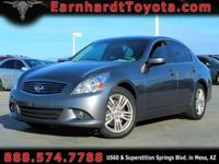 We are happy to offer you this 1-OWNER 2012 INFINITI
