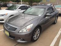Graphite w/Leather Appointed Seats. Low miles indicate