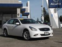 This 2012 Infiniti G37 Sedan 4dr Journey Sedan features