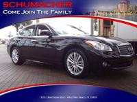 Infiniti Certified, CARFAX 1-Owner, Superb Condition.