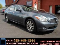 2012 Infiniti M37 AWD x 4dr Sedan! ONLY 50K MILES! -