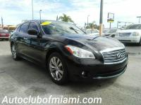 Options:  2012 Infiniti M37 Base 4Dr Sedan|Black|All Of