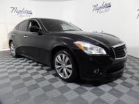 Recent Arrival! 2012 INFINITI M37 Odometer is 9864
