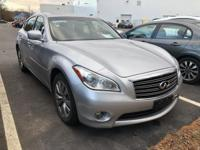 Accident Free Carfax!! 2012 Infiniti M56 X, 4D Sedan,