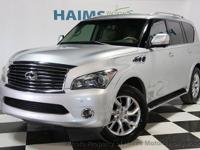 Drive and Looks like NEW!!! 2012 Infiniti QX56. 5.6L V8