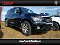 4WD and Black. Navigation! You NEED to see this SUV! If