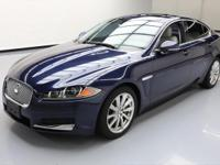 2012 Jaguar XF with Leather Seats,Power Front