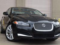 Looking for a family vehicle? This Jaguar XF-Series is