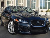This Jaguar XF-Series is ready and waiting for you to