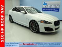 XFR-SUPERCHARGED-510 HP-ROOF-NAV-REAR CAM-FORWARD
