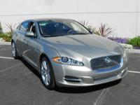 This 2012 Jaguar XJ XJL Portfolio is offered to you for