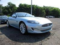 This Gorgeous Jaguar XK was sold new her at Cherry Hill