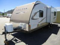 Year:2012Condition:Used WHITEHAWK FUN FAMILY CAMPER