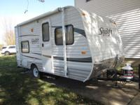 2012 Jayco Jay Flight Swift SLX M-154 BH. Fresh 2012