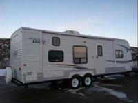 2012 Jayco Swift Bunkhouse Travel trailer in Excellent