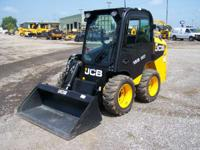 2012 JCB 155 2012 JCB 155 Skid Steer 60 HP 2.2 L