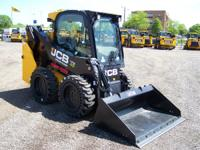 2012 JCB 175 2012 JCB 175 Skid Steer (60 HP) 2.2L